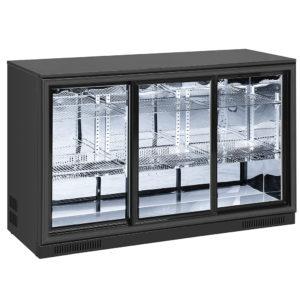 Temptech BB338B3S barkjøleskap