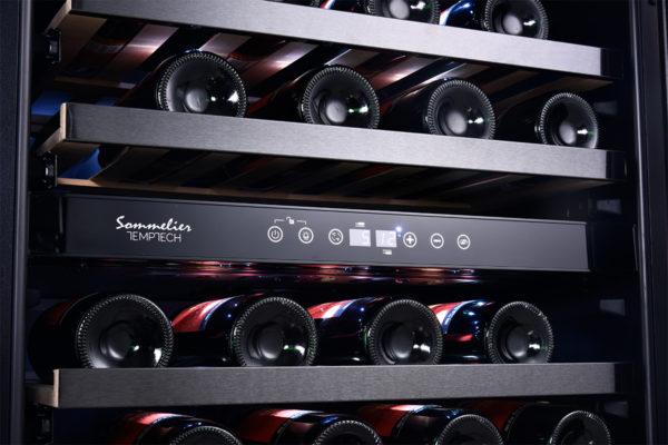 Temptech Sommelier SOM60DES vinskap